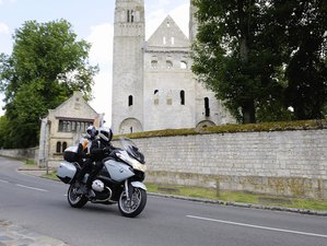 15 Day Guided Mountain Motorcycle Tour in France