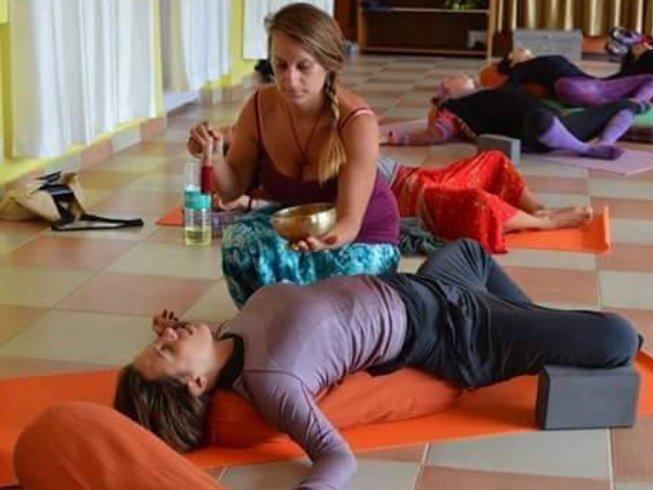 12 Days 100-Hour Yin Yoga Teacher Training in Cartagena, Spain