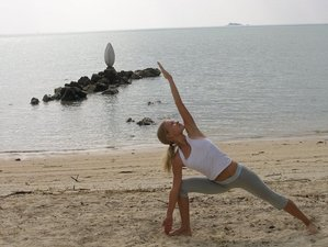 5 Day Pure Yoga and Meditation Holiday in Koh Phangan, Surat Thani