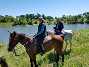 3 Day Fun Horseback Riding and Ranch Vacation in Boswell, Oklahoma