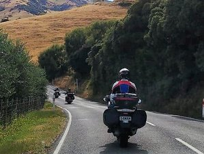 18 Days Self-Guided Weka Trails Motorcycle Tour in South Island, New Zealand