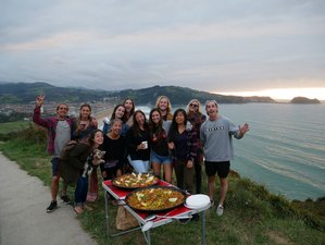 11 Days San Sebastian Surf, Party and Yoga House in Basque Country, Spain
