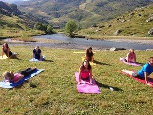 6 jours en stage de yoga, bien-être et randonnée à Chastreix, Auvergne