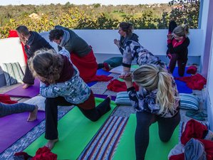 8-Daagse Surf, Meditatie en Yoga Retraite in Portugal