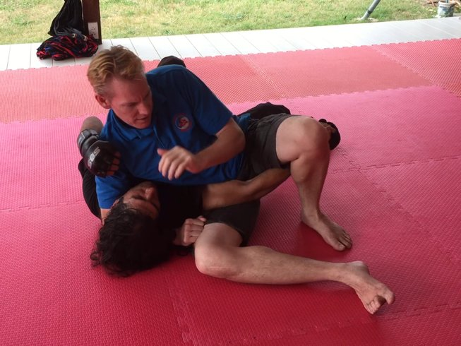 3 Month Intensive Multi-Martial Arts and Fitness Retreat in Thailand