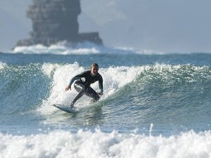 8 Days Yoga and Surf Camp Portugal