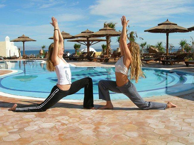 8 Days Hatha Yoga Retreat in Dahab, Egypt