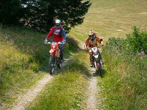 9 Day Guided Enduro Dirt Bike Motorcycle Tour in Slovenia