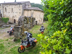5 Day Porto and Douro Valley Self-Guided Motorcycle Experience in Portugal