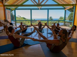 8 Day Ayurvedic Alchemy Cleanse, Waterfall and Beach Journeys, and Yoga Holiday in Maui, Hawaii