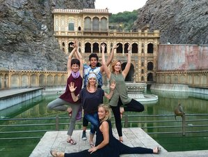 10 Days Holi Festival and Yoga Retreat in India