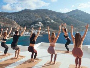27 Day 200-Hour Yoga Teacher Training in Aegiali, Amorgos