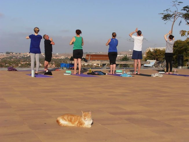 8 Days Fantastic Yoga Retreat in Spain
