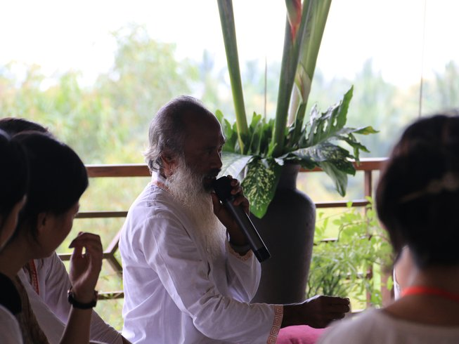5 Days Self-Awakening Yoga Retreat with Guru Ketut Arsana in Bali