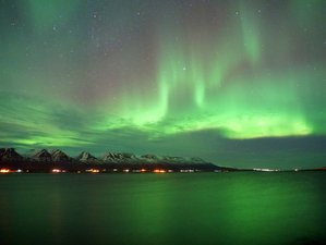 6 jours en stage de yoga et aurore boréales à Akureyri, Islande