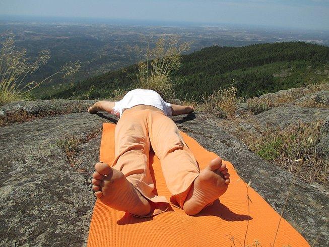 8 Tage Yoga Verwöhnwoche in Lagoa, Portugal