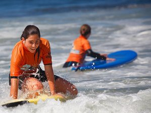 7 Days Memorable Surf Camp in Ofir Beach, Esposende, Portugal