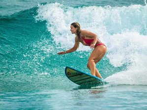 7 Days Fantastic Surf Camp and Yoga Holiday in Arugam Bay, Sri Lanka