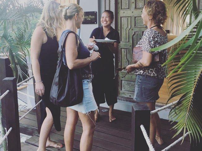 10 jours de yoga, bien-être, minceur et cure de jus detox tout inclus à Koh Phangan, Thaïlande