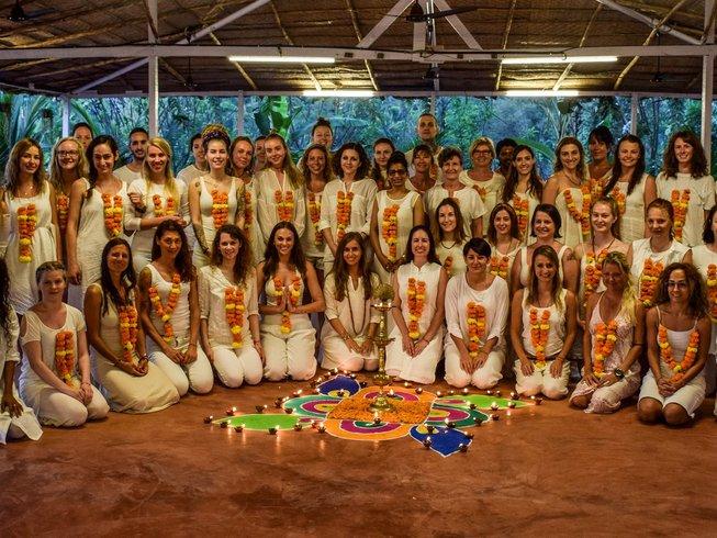 21 jours-200h de formation de professeur de yoga à Majorque, Espagne