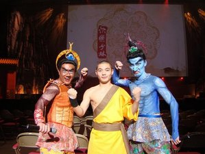 4 Days Taichi,  Kungfu and Culture Tour in Hebei, China