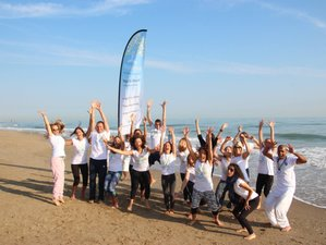 56 Tage 500 Stunden Yogalehrer Ausbildung am Strand in Misano Adriatico, Rimini