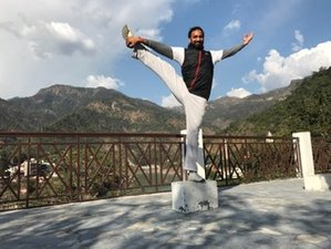 26 Day 200-Hour Yoga Teacher Training in Rishikesh