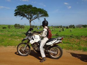 15 Days Guided BMW Motorcycle and Safari Tour in Uganda