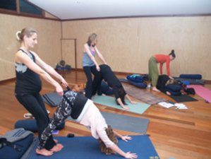 10 Days 100-Hour Prenatal & Postnatal YTT in Byron Bay