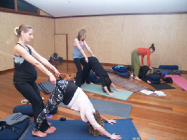 10 Days 100-Hour Prenatal & Postnatal YTT in Byron Bay