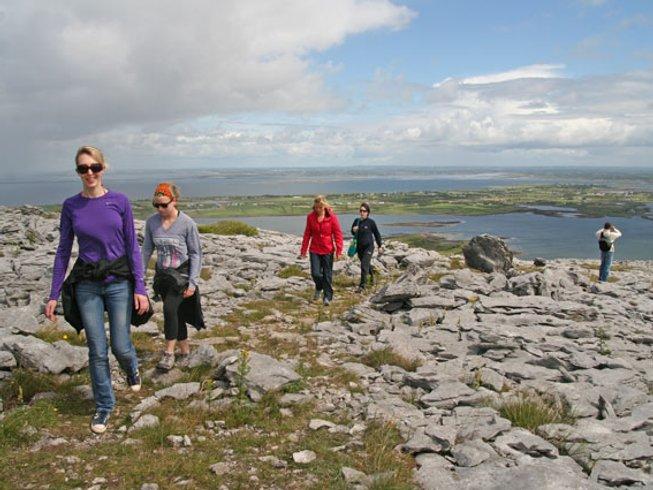 3 Tage Meditation und Vinyasa Yoga Urlaub in Burren, Irland