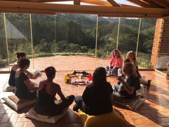 8 Days Women's Meditation and Yoga Retreat Portugal