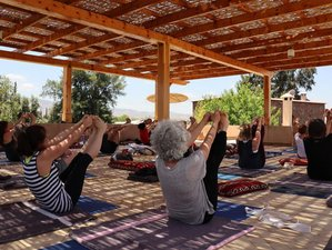 30 Days 200 Hours Yoga Teacher Training in Marrakesh