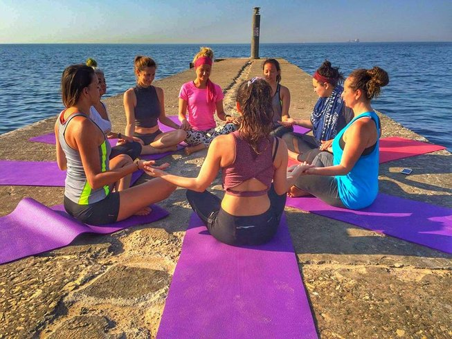 8 Days Breathtaking Surf and Yoga Retreat in Cascais, Portugal