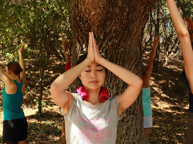 3 Días Retiro de Yoga y Meditación en Catalunya, España