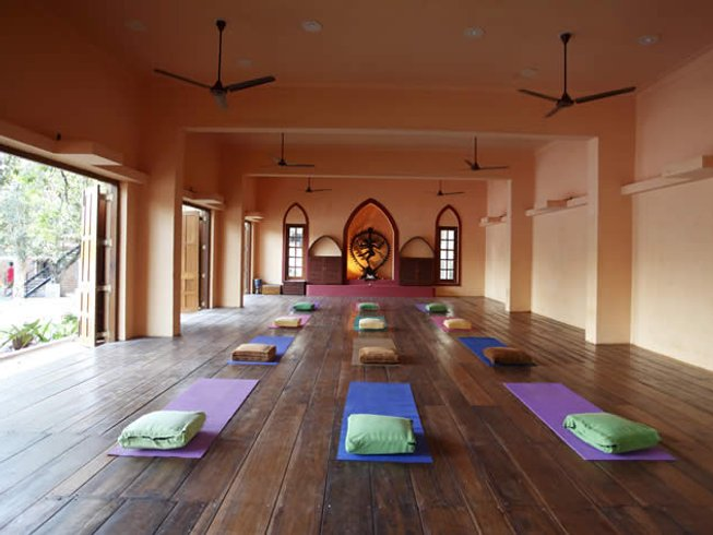 11-Daagse Meditatie en Yoga Retraite in Goa, India