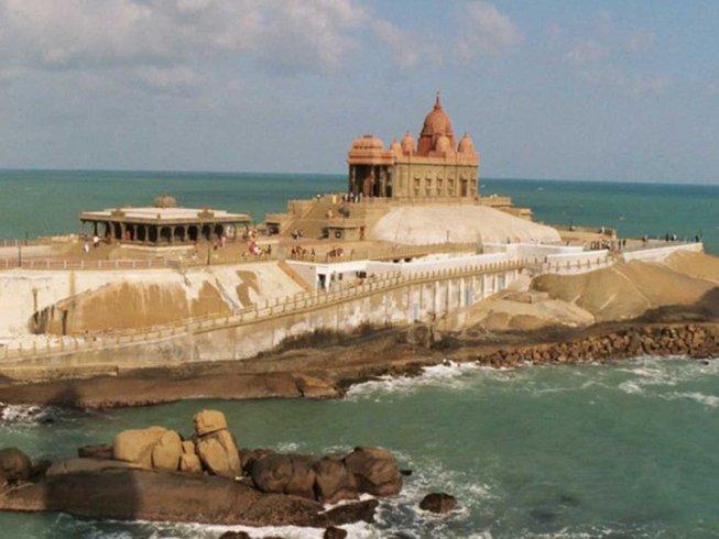 14 jours en stage de yoga, méditation, detox et ayurveda de guérison dans le Kerala, Inde