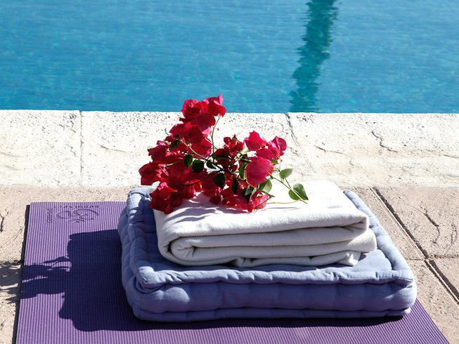 3 Days Luxury Yoga Retreat in Ibiza
