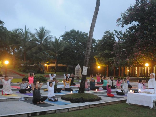 4-Day Anahata Yog Utsav Yoga Retreat at Atmantan near Pune, India