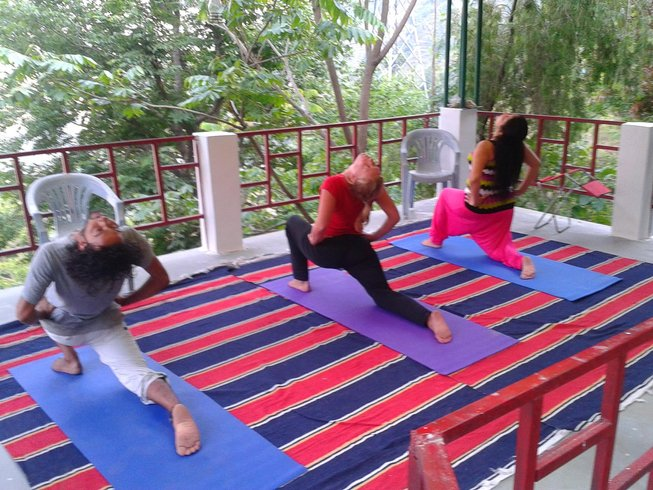 28-Daagse 200-urige Yoga Docententraining in Goa, India