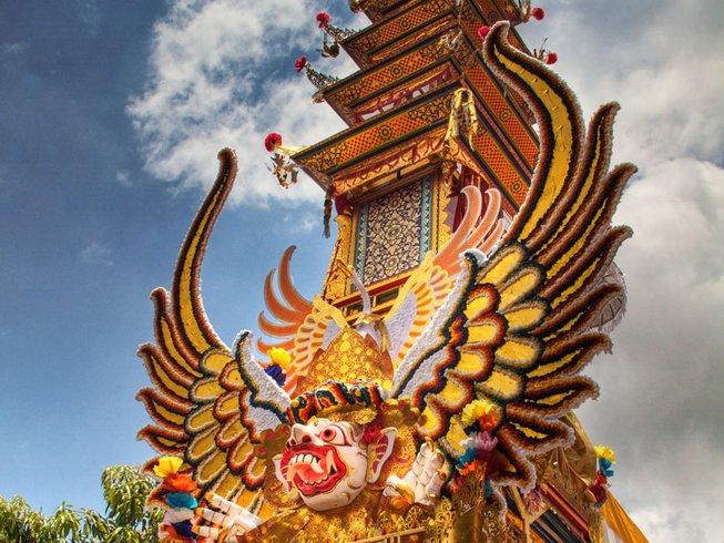 7-Daagse Mindful Yoga Retreat in Bali, Indonesië