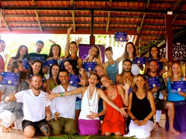 44 Days 300hr Level 2 Advanced Course in Thailand
