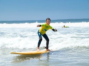 8 Day Family Surf Camp in Estela, Porto