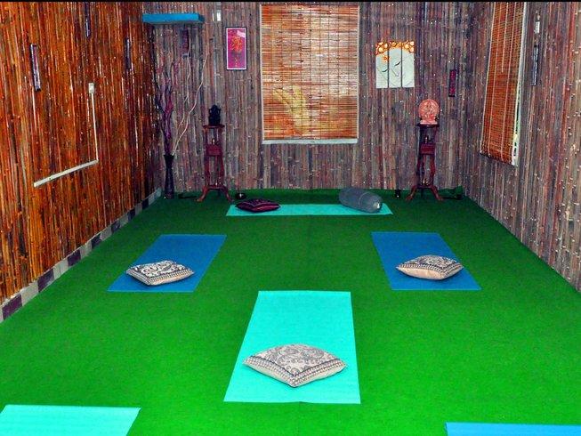 28 Tage 200-Stunden Yogalehrer Ausbildung in Kerala, Indien