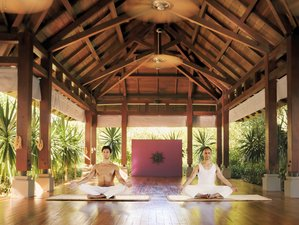5 Day Suyogam Yoga Holiday with Ayurveda and Indian Massage Treatments in Saint Felix