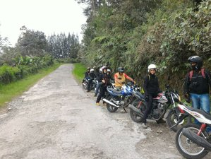 13 Day Guided Indonesia Motorbike Tour From Central Java to Bali