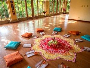 21 días 200 horas profesorado de yoga Vinyasa en Puntarenas, Costa Rica