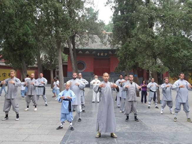 6 Months Traditional Wushu, China Kung Fu Training