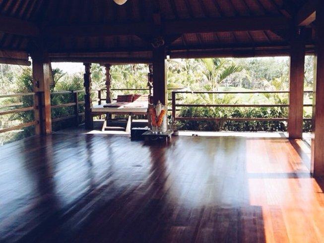 8 Days Qigong Training in Bali, Indonesia