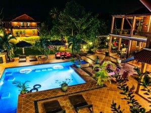 Villa Vedici in Kampot, Cambodia